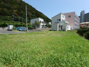 千葉県鴨川市東町の不動産、土地、海一望、マルキポイント前、一括購入もご検討ください