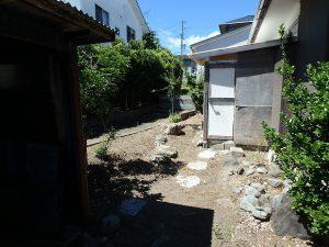 千葉県南房総市千倉町北朝夷の不動産、中古戸建て、別荘、海の近く、南千倉海水浴場、サーフィン、少しだけ庭あります