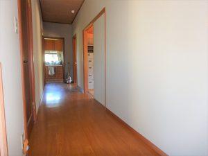 千葉県館山市稲の不動産、中古住宅、平家、移住、田舎暮らし、別荘、4尺半のゆったり廊下