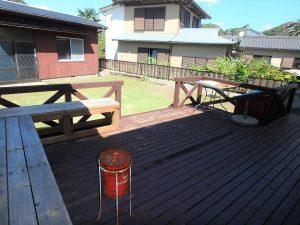 千葉県鴨川市天津の不動産、外房地区、中古住宅、別荘、城崎海岸近く、平家、BBQはもちろん