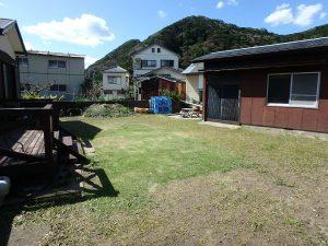 千葉県鴨川市天津の不動産、外房地区、中古住宅、別荘、城崎海岸近く、平家、気持ちの良い好環境です
