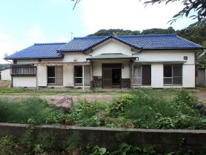 千葉県館山市宮城の不動産、中古住宅、山林、別荘、移住、リモートワーク、二地域居住、間取りは何と8DK