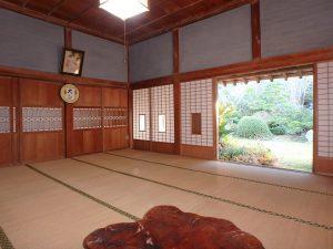千葉県館山市小原の不動産、古民家、別荘用途、飲食関係、四季折々の自然を眺めて
