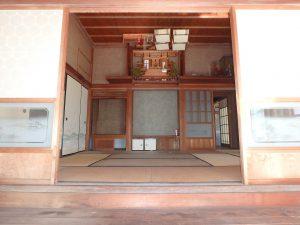 千葉県南房総市富浦町深名の不動産、古民家、富浦インター近く、別荘、移住、田舎暮らし、見るからに堅牢な造り