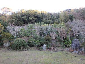 千葉県館山市小原の不動産、古民家、別荘用途、飲食関係、広い庭園付きです