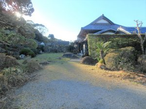 千葉県館山市小原の不動産、古民家、別荘用途、飲食関係、プライベート感もバッチリ