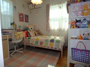 千葉県館山市長須賀の不動産、中古戸建て、築浅、移住、二地域居住、キッズルームは4帖半です