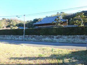 千葉県館山市小原の不動産、古民家、別荘用途、飲食関係、館山のお屋敷でした