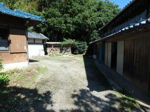 千葉県南房総市富浦町深名の不動産、古民家、富浦インター近く、別荘、移住、田舎暮らし、でっかい納屋があります