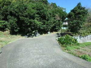 千葉県南房総市富浦町深名の不動産、古民家、富浦インター近く、別荘、移住、田舎暮らし、一般車が入って行けます