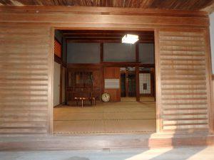 千葉県館山市小原の不動産、古民家、別荘用途、飲食関係、格式を感じますね