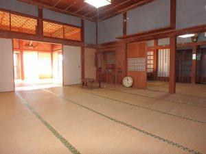 千葉県館山市小原の不動産、古民家、別荘用途、飲食関係、室内の状態も良好