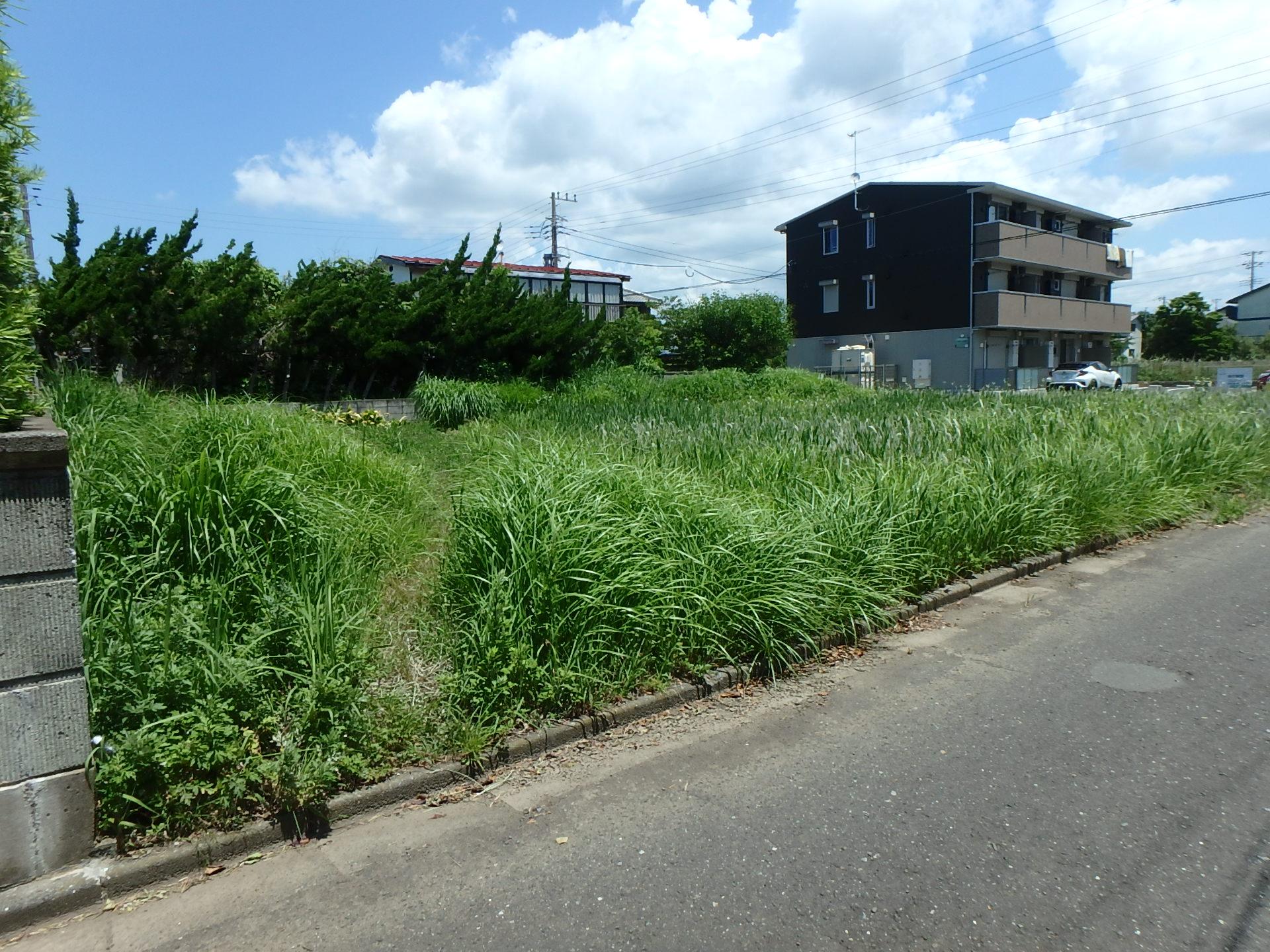 千葉県館山市那古の不動産、海に近い売地、ご商談中