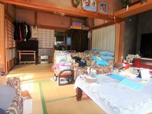 千葉県夷隅郡大多喜町堀切の不動産、田舎暮らし、移住、間取り3DKの平家