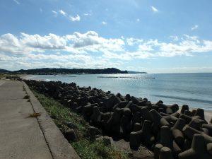 千葉県富津市千種新田の不動産、土地、海が見える、ケープショアガーデン、海一望、家族のオーシャンライフに