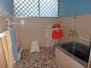 千葉県夷隅郡大多喜町堀切の不動産、田舎暮らし、移住、隣接して浴室
