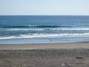 千葉県南房総市和田町白渚の不動産、土地、海が目の前、海望む、この海はマイガーデン