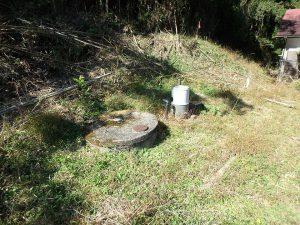 千葉県鴨川市川代の不動産、山林、別荘、キャンプ場用地、水は井戸になります