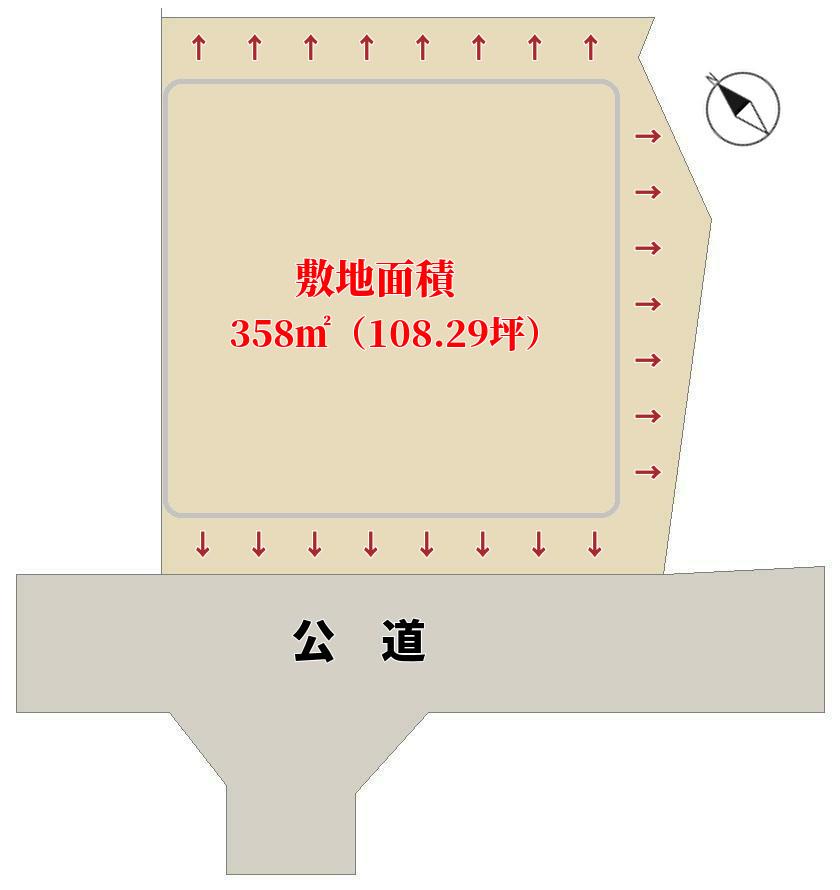 千葉県富津市千種新田の不動産、売地、海が見える土地、別荘用地