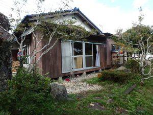 千葉県夷隅郡大多喜町堀切の不動産、田舎暮らし、移住、南側に回って1枚