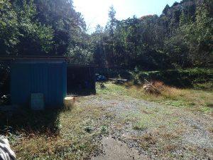 千葉県鴨川市川代の不動産、山林、別荘、キャンプ場用地、開拓ゾーンは3段平坦地