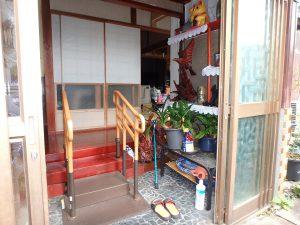 千葉県夷隅郡大多喜町堀切の不動産、田舎暮らし、移住、室内に入ってみましょう