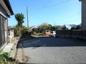 千葉県館山市波左間の不動産、中古別荘、海の近く、コンパクトな建物、最後に外側を少し