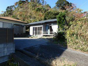 千葉県館山市波左間の不動産、中古別荘、海の近く、コンパクトな建物、静かな場所ですよ