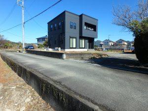 千葉県館山市高井の不動産、築浅戸建て、移住、大変閑静な環境