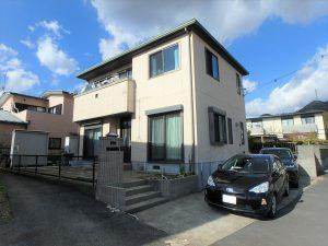 千葉県鴨川市東町の不動産、中古戸建て、積水ハウス施工、自然も感じられる住宅地