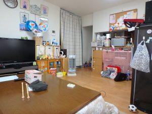 千葉県鴨川市東町の不動産、中古戸建て、積水ハウス施工、約12帖のLDK