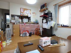 千葉県鴨川市東町の不動産、中古戸建て、積水ハウス施工、キッチンは対面式です