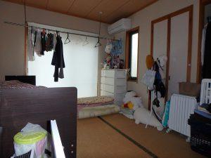 千葉県鴨川市東町の不動産、中古戸建て、積水ハウス施工、1階は他に和室1部屋