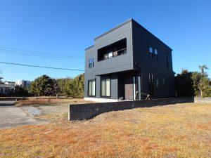 千葉県館山市高井の不動産、築浅戸建て、移住、平成30年7月に新築です