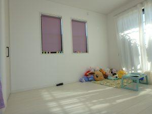 千葉県館山市高井の不動産、築浅戸建て、移住、最後に6帖弱の洋室