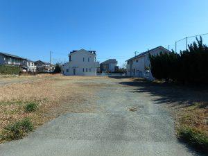 千葉県館山市八幡の不動産、土地、住宅用地、様々な建築プランに対応