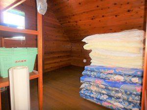 千葉県南房総市白浜町滝口の不動産、海が見える別荘・保養所、海一望、収納も広い