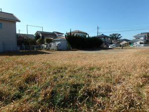 千葉県館山市八幡の不動産、土地、住宅用地、もちろん生活利便性も良い
