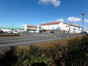 千葉県館山市北条の不動産、海の近く、海が見える土地、おどや近く、1分も歩くと「渚の駅」