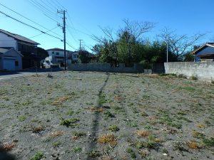 千葉県館山市北条の不動産、海の近く、海が見える土地、おどや近く、縄伸びもありそうな敷地