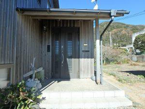千葉県鴨川市天面の不動産、海が見える家、海前、別荘、室内を拝見します