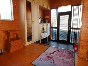 千葉県南房総市白浜町滝口の不動産、海が見える別荘・保養所、海一望、ウディで温かみを感じる