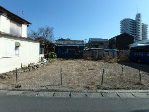 千葉県鴨川市前原の不動産、土地、前原海岸近く、別荘、移住用途、前原海岸歩いて2分の立地
