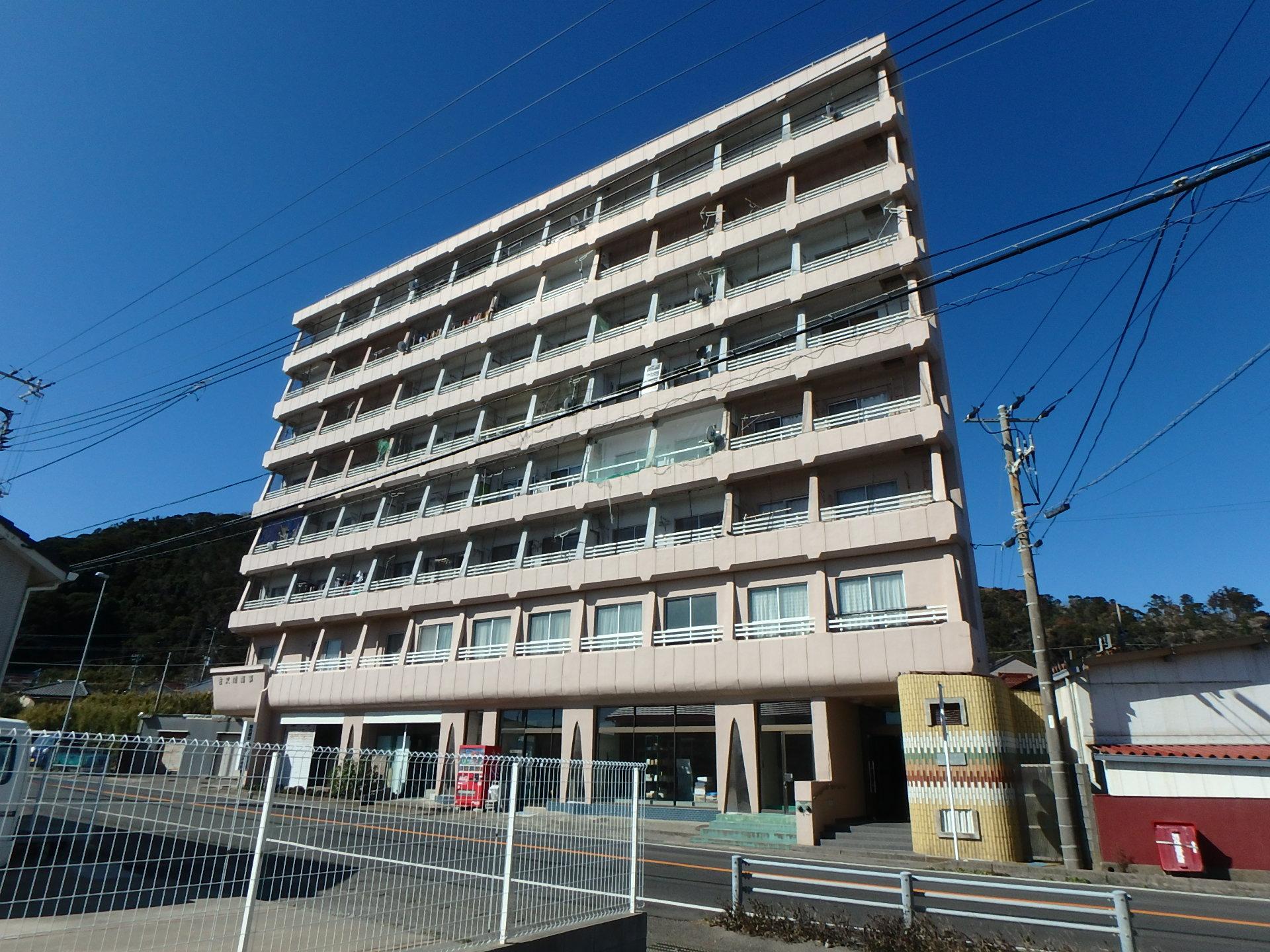 千葉県南房総市和田町仁我浦の不動産、マンション、海が見える、海一望