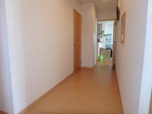 千葉県館山市湊の不動産、中古住宅、戸建て、移住、ゆったり廊下からLDKへ