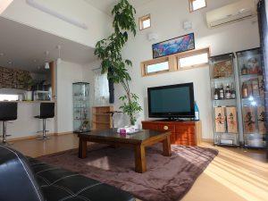 千葉県館山市湊の不動産、中古住宅、戸建て、移住、縦の広がりも魅力的