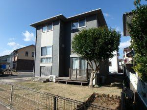 千葉県館山市湊の不動産、中古住宅、戸建て、移住、閑静な住宅地に立地します