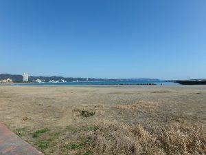 千葉県鴨川市前原の不動産、土地、前原海岸近く、別荘、移住用途、南国のようなビーチです