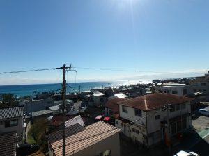 千葉県南房総市和田町仁我浦の不動産、マンション、海が見える、海一望、房総シーサイドコンド、ナイスビューですよ