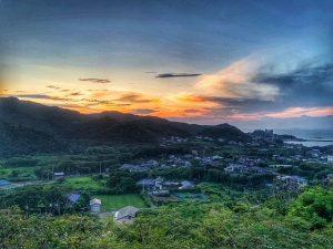 千葉県館山市加賀名の不動産、海が見える別荘、ポピーランド、海一望、オーナー様が撮影